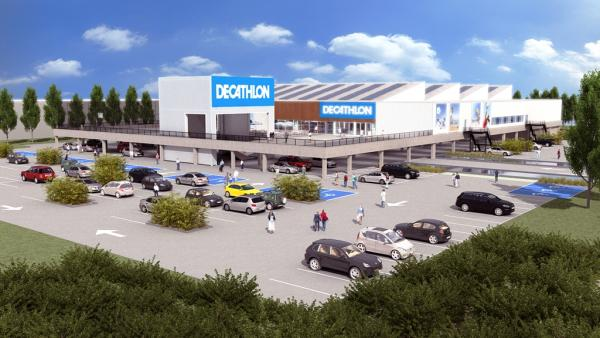 BUROII Decathlon
